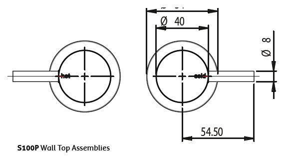 Gareth Ashton Lucia Wall Top Assemblies specifications