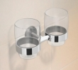 Caroma Cosmo Double Tumbler Holder