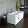 Caroma Cube 1600mm Freestanding Bath