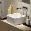 Caroma Cube 320mm Above Counter Basin