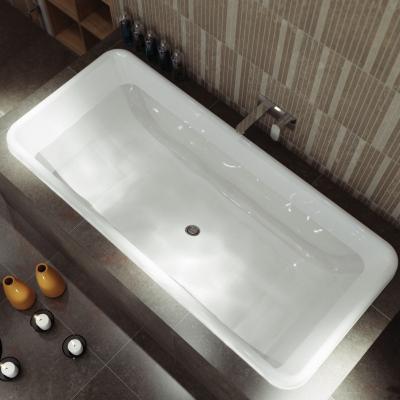 Benton S Finer Bathrooms Caroma Cube 1700mm Island Bath