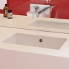Caroma Cube 500mm Under Counter Basin
