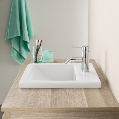 Benton S Finer Bathrooms Caroma Liano Vanity Basin