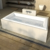 Caroma Newbury 1525mm Island Bath