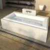 Caroma Newbury 1675mm Island Narrow Bath