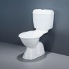 Caroma Topaz Concorde Connector P Trap Toilet Suite