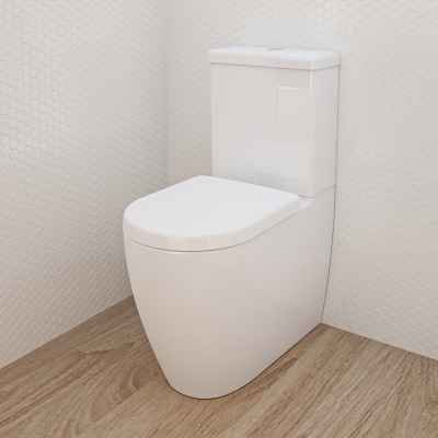 Benton S Finer Bathrooms Caroma Urbane Btw Toilet Suite