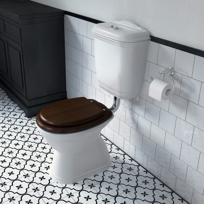 Benton S Finer Bathrooms Caroma Vintage Toilet Suite