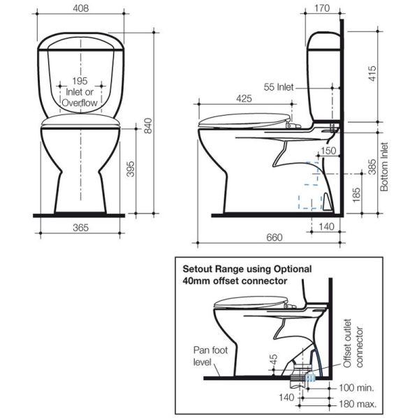 Best Low Profile Toilet