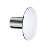 Clark Round Chrome Wall Hook