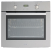 Euro Sienna 60cm Fan Forced Gas Oven with Display