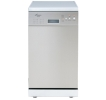 Euro Sienna 60cm Compact Stainless Steel Dishwasher