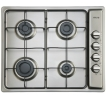 Euro Sienna 60cm Gas Stainless Steel Cooktop
