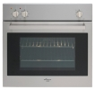 Euro Sienna 60cm Fan Forced 7 Function Oven with Timer