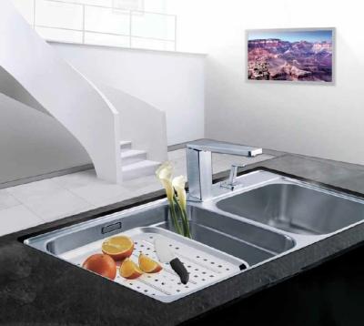 Benton S Finer Bathrooms Franke Karst 1 75 Bowl Sink