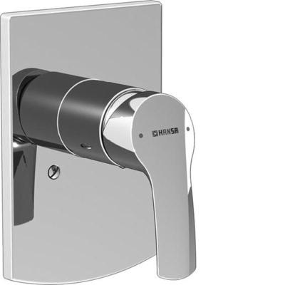 Benton S Finer Bathrooms Hansa Polo Bath Shower Mixer