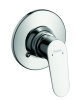 Hansgrohe Focus (Small Plate) Bath / Shower Mixer