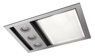 Bentons finer bathrooms ixl tastic neo single heat vent light ixl tastic neo single heat vent light unit mozeypictures Gallery