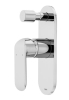 Ikon Kara Bath / Shower Mixer with Divertor