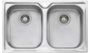 Oliveri Diaz Double Bowl Sink