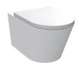 Parisi Linfa Wall Hung Toilet Pan