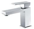 Peak Square Basin Mixer
