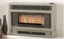 Rinnai 2001 Gas Flued Console Heater