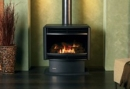 Rinnai Royale Gas Log Flame Fire