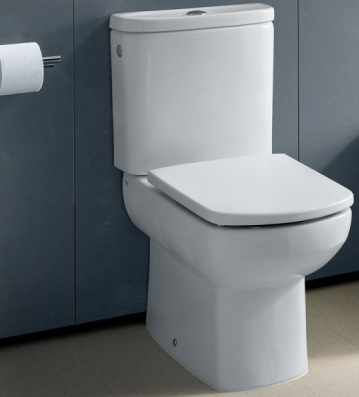 Benton S Finer Bathrooms Roca Dama Senso Btw Toilet Suite