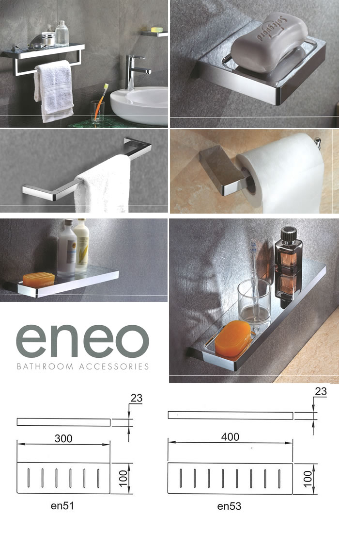 Streamline Arcisan Eneo Shelf with Drain Slots specifications