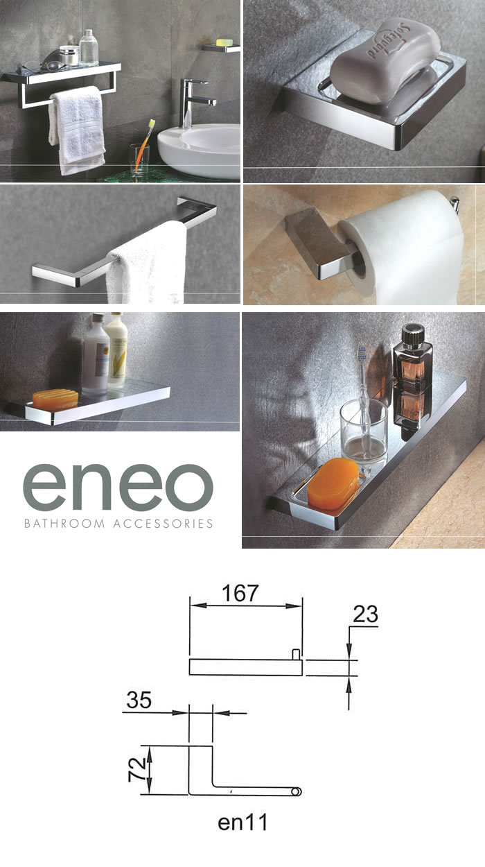 Streamline Arcisan Eneo Toilet Roll Holder specifications