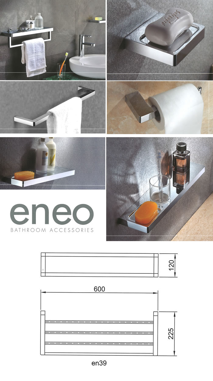 Streamline Arcisan Eneo Towel Rack specifications