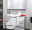 Timberline Carlo Vanity Cabinet