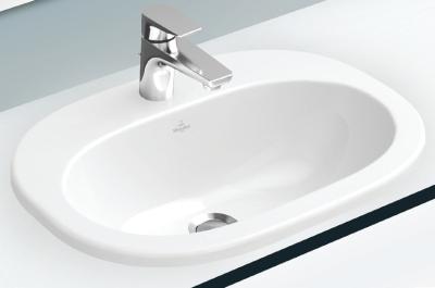 Benton S Finer Bathrooms Villeroy Amp Boch O Novo Inset Basin